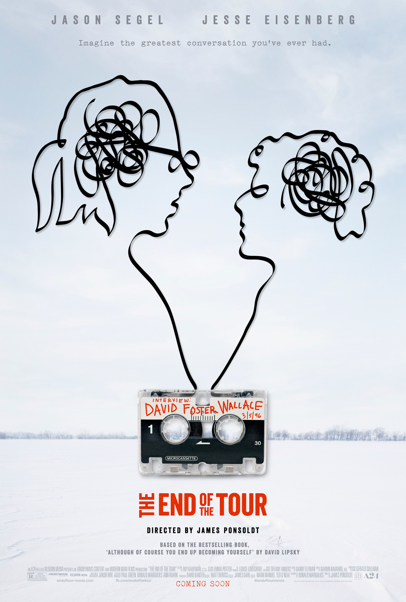 The End of the Tour (2015) - IMDb