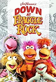 Down at Fraggle Rock... Behind the Scenes Poster