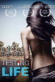 Testing Life Poster