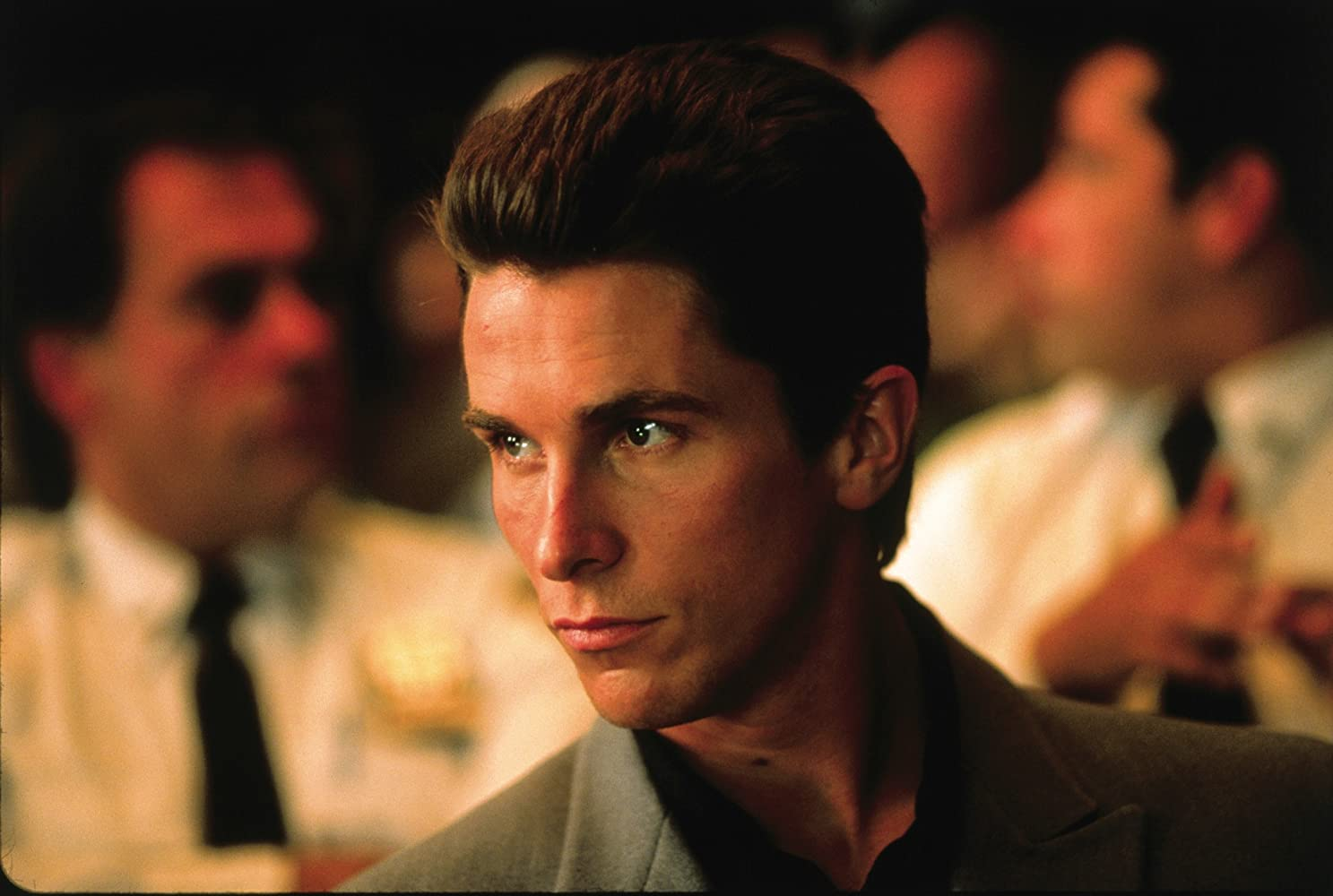 Christian Bale in Shaft (2000)