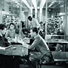 Farley Granger and Robert Walker in Strangers on a Train (1951)
