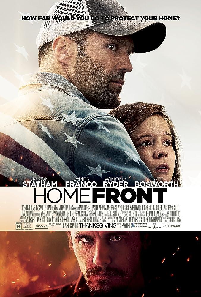Poster film Homefront.