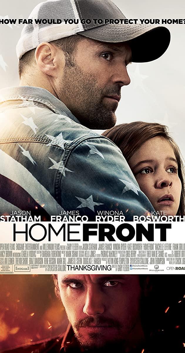 Watch Full HD Movie Homefront (2013)