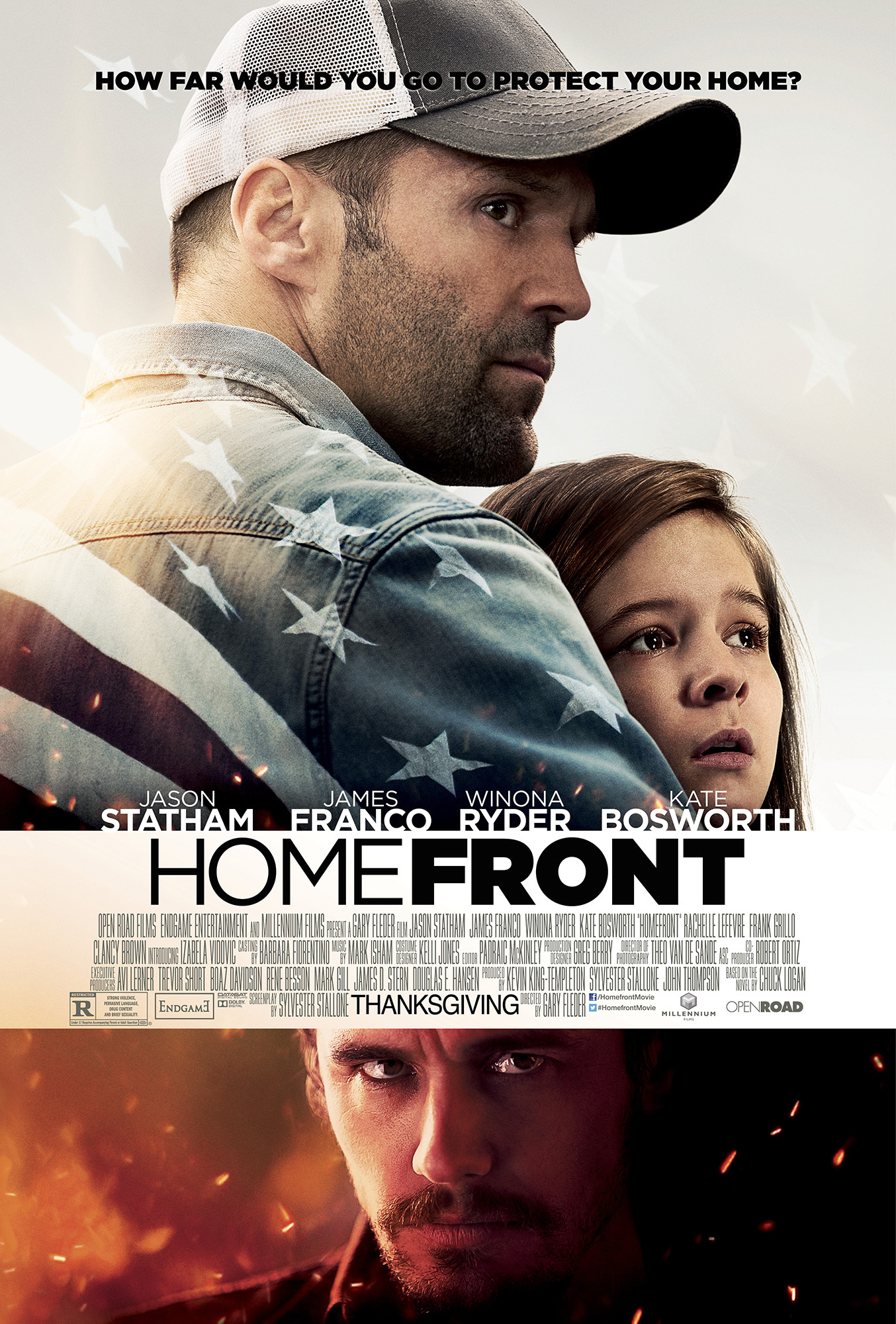 Homefront (2013) BluRay 720p & 1080p