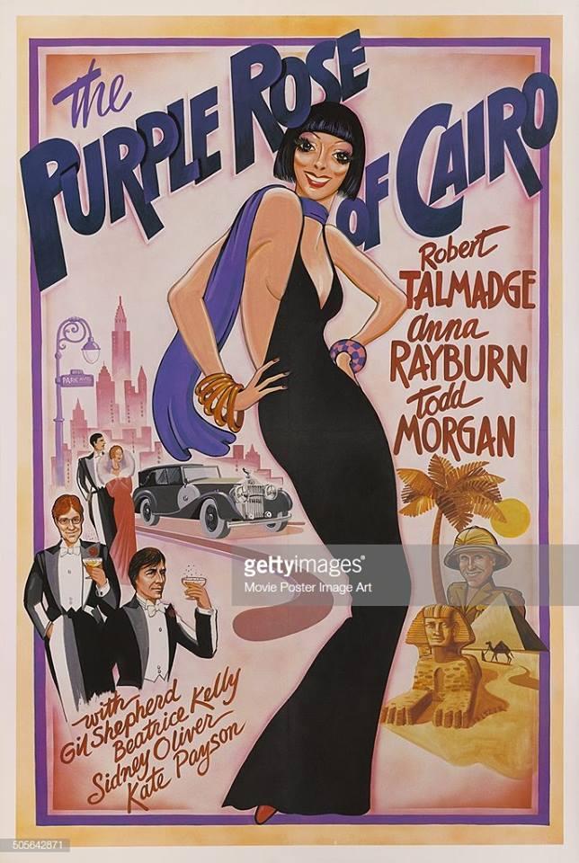 the purple rose of cairo movie