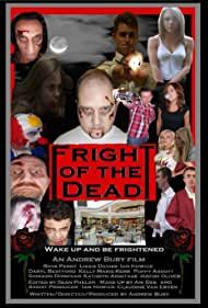 Fright of the Dead - Movie Poster