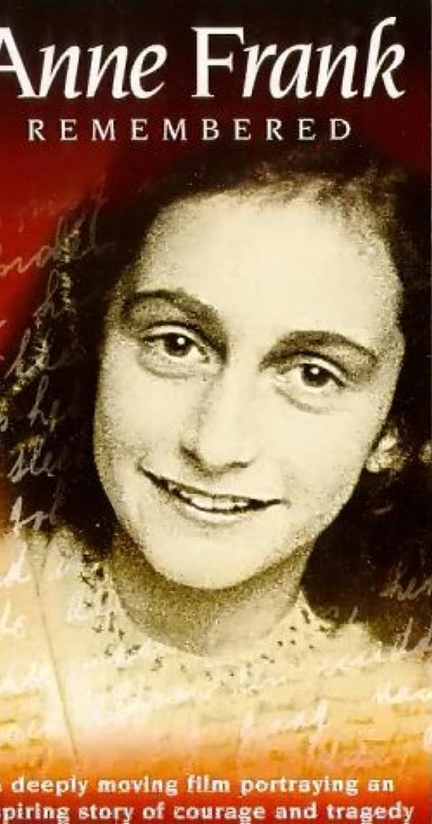 anne frank biography imdb - Anne Frank Lebenslauf