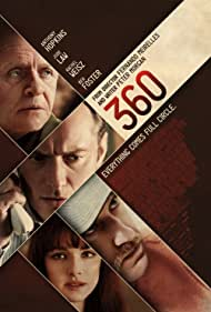 Anthony Hopkins, Jude Law, Rachel Weisz, and Ben Foster in 360 (2011)