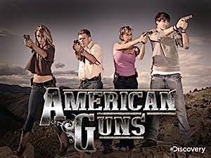 Where to stream American Guns