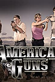 American Guns Poster