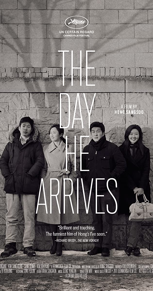 Subtitle of The Day He Arrives