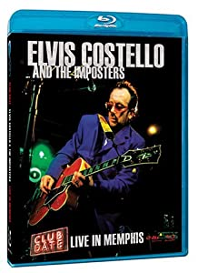 Single link movie downloads free Elvis Costello and the Imposters: Live in Memphis USA [avi]