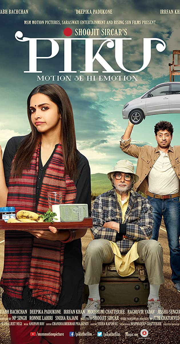 Piku 3 hindi dubbed movie torrent download