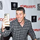 Steve-O at an event for Zombeavers (2014)
