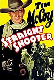 Straight Shooter Poster