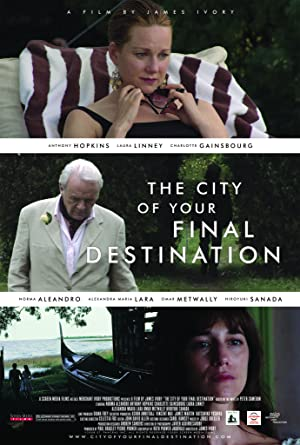 Where to stream The City of Your Final Destination