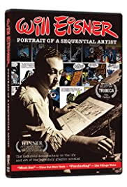 Will Eisner: Portrait of a Sequential Artist Poster