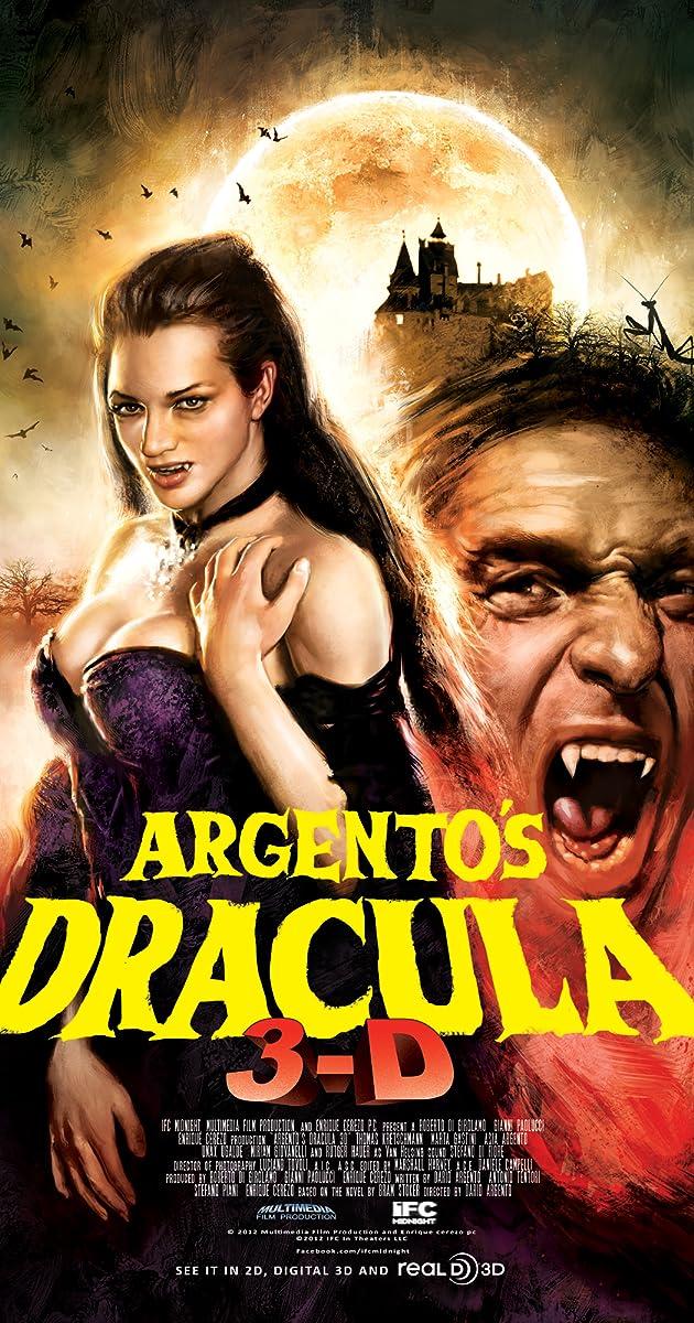 Regarder Dario Argentos Dracula(2012)              GRATUIT