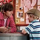 Ashton Kutcher and Bryce Robinson in Valentine's Day (2010)
