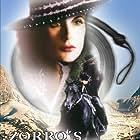 Linda Stirling in Zorro's Black Whip (1944)