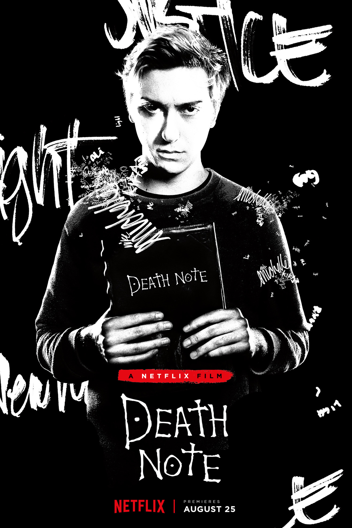 Image result for death note movie poster