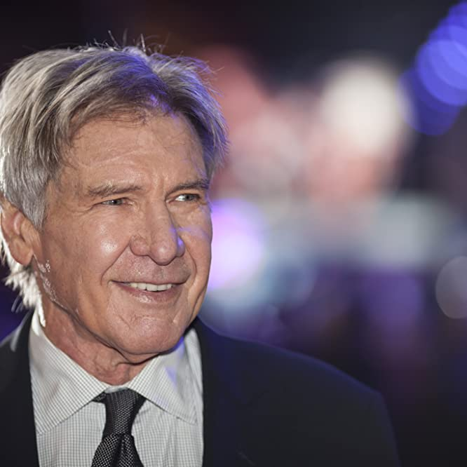 Harrison Ford at an event for Star Wars: Episode VII - The Force Awakens (2015)