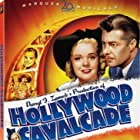 Don Ameche and Alice Faye in Hollywood Cavalcade (1939)