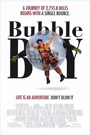 Bubble Boy (El Chico de la Burbuja) Cartel de la película