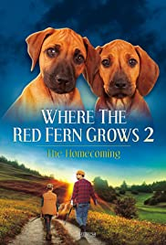 Where the Red Fern Grows: Part Two Poster