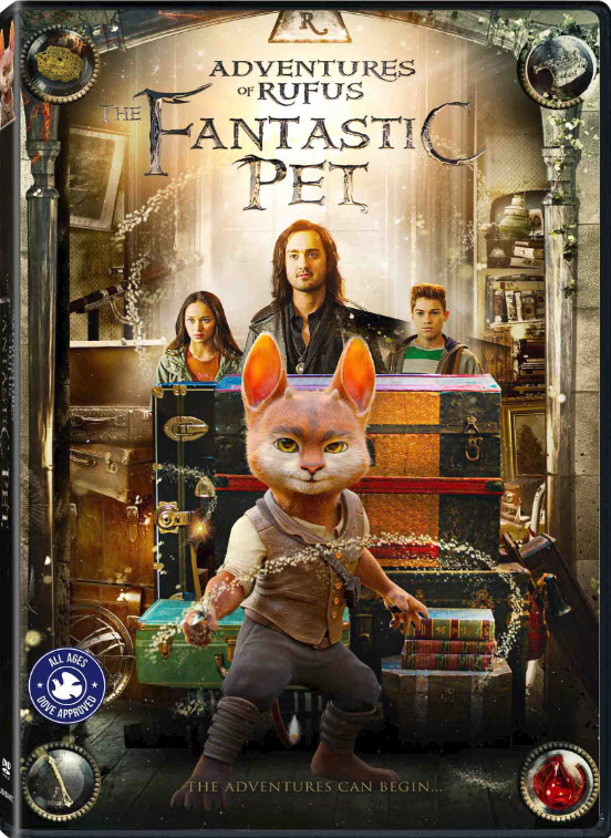 Adventures of Rufus: The Fantastic Pet 2020 English 720p HDRip 800MB Download