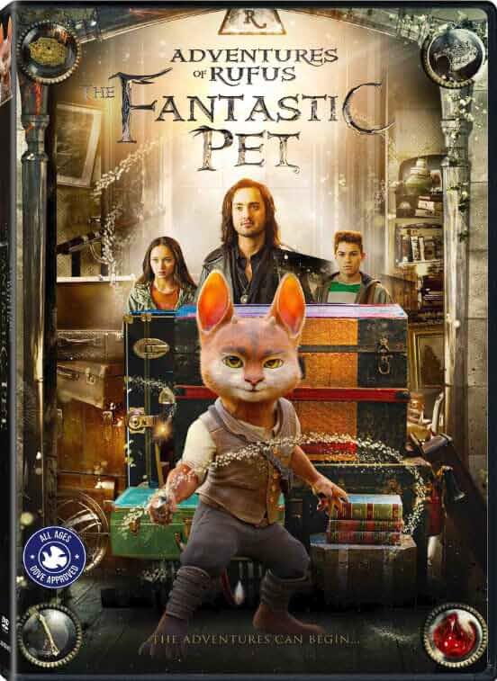 Download Adventures of Rufus: The Fantastic Pet (2020) HDRip 720p [688MB] {Hindi Sub} Download