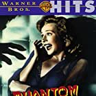 Karl Malden and Patricia Medina in Phantom of the Rue Morgue (1954)
