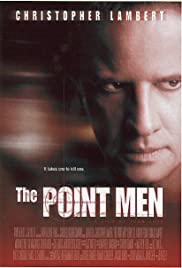 The Point Men (2001) starring Christopher Lambert on DVD on DVD