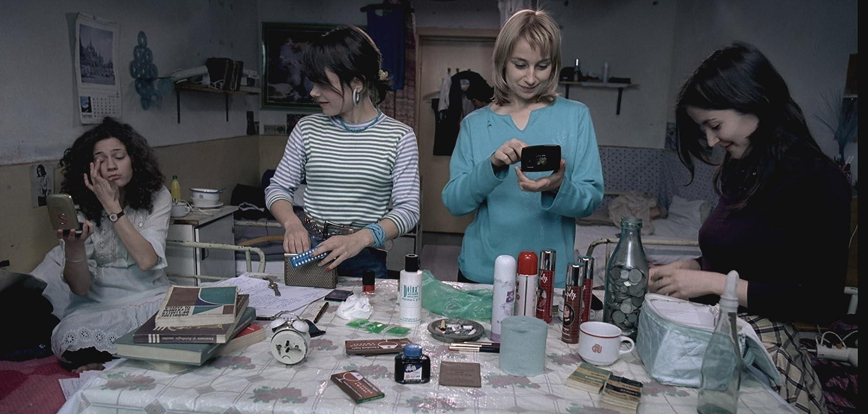 Anamaria Marinca, Catalina Harabagiu, Madalina Ghitescu, and Sanziana Tarta in 4 luni, 3 saptamâni si 2 zile (2007)
