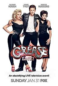 Vanessa Hudgens, Julianne Hough, and Aaron Tveit in Grease Live! (2016)