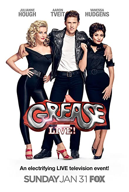Film: Grease Live