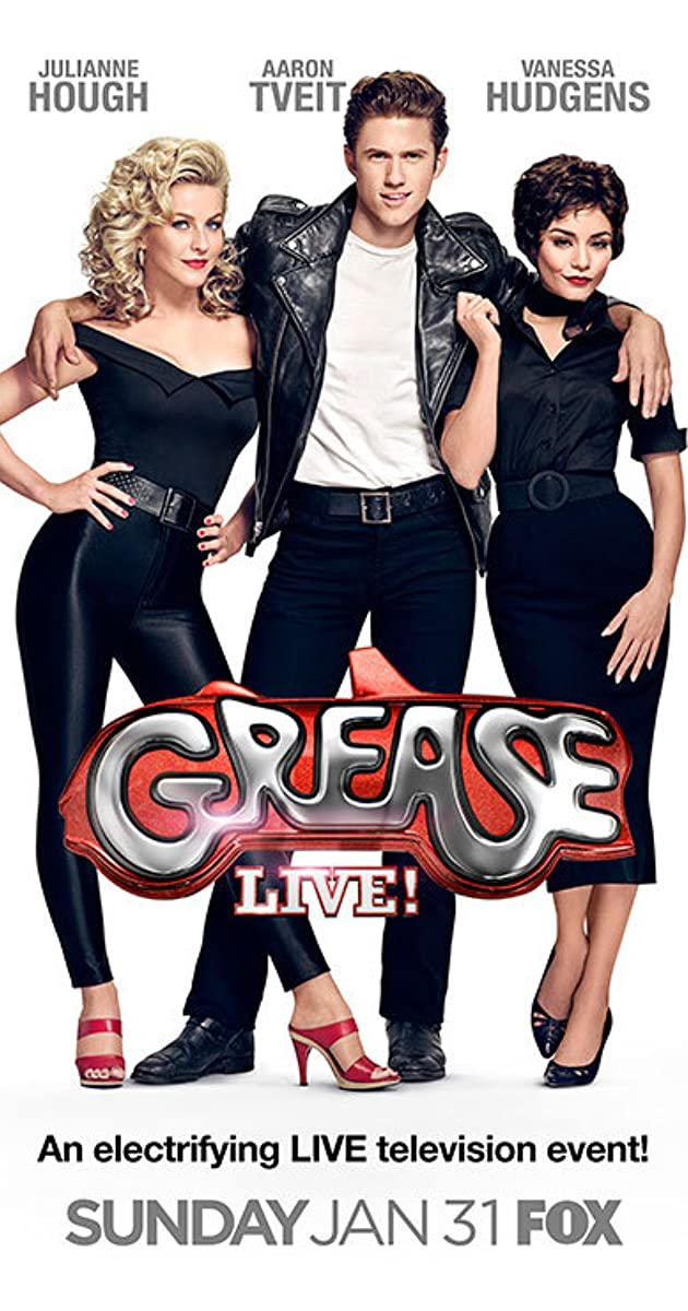 Subtitle of Grease Live!