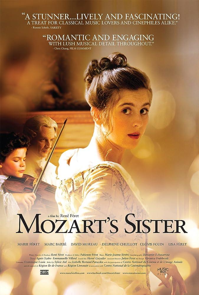 Nannerl, la soeur de Mozart (2010)