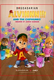 Alvinnn!!! And the Chipmunks Poster