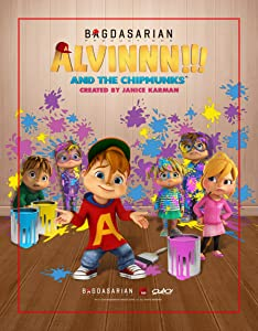 Alvinnn!!! And the Chipmunks USA