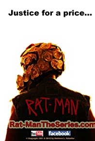 Primary photo for Rat-Man vs. Black Ops Part 1