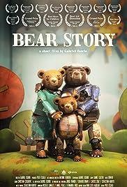Historia de un oso Poster