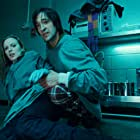 Sarah Polley and Adrien Brody in Splice (2009)