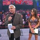 Eric Bischoff and Brooke Adams in TNA iMPACT! Wrestling (2004)