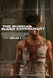 The Russian Sleep Experiment Poster
