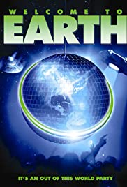 Welcome to Earth Poster