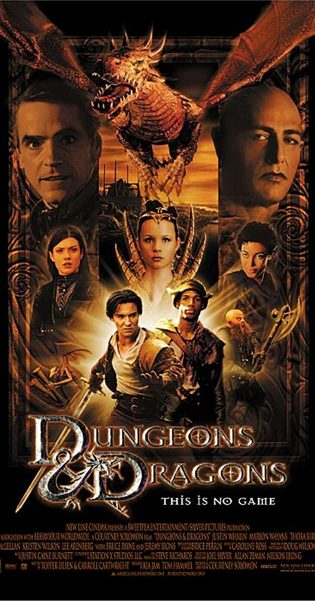 Dungeons & Dragons (2000) - IMDb