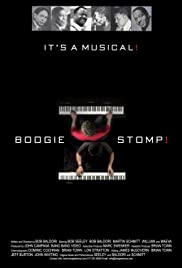 Boogie Stomp! Poster