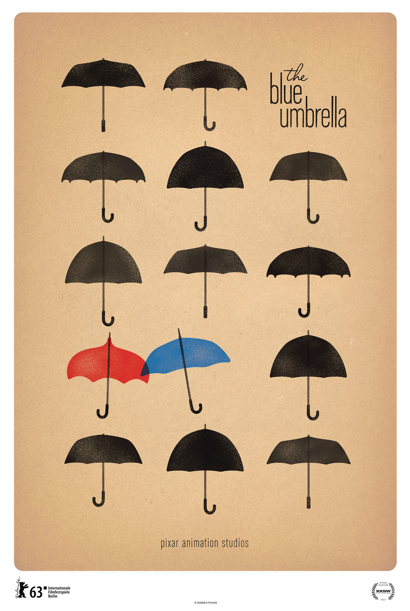 9dca10bf3689e The Blue Umbrella (2013) - IMDb