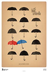 Watching the movie The Blue Umbrella USA [DVDRip]